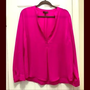 The Limited - Pink Blouse
